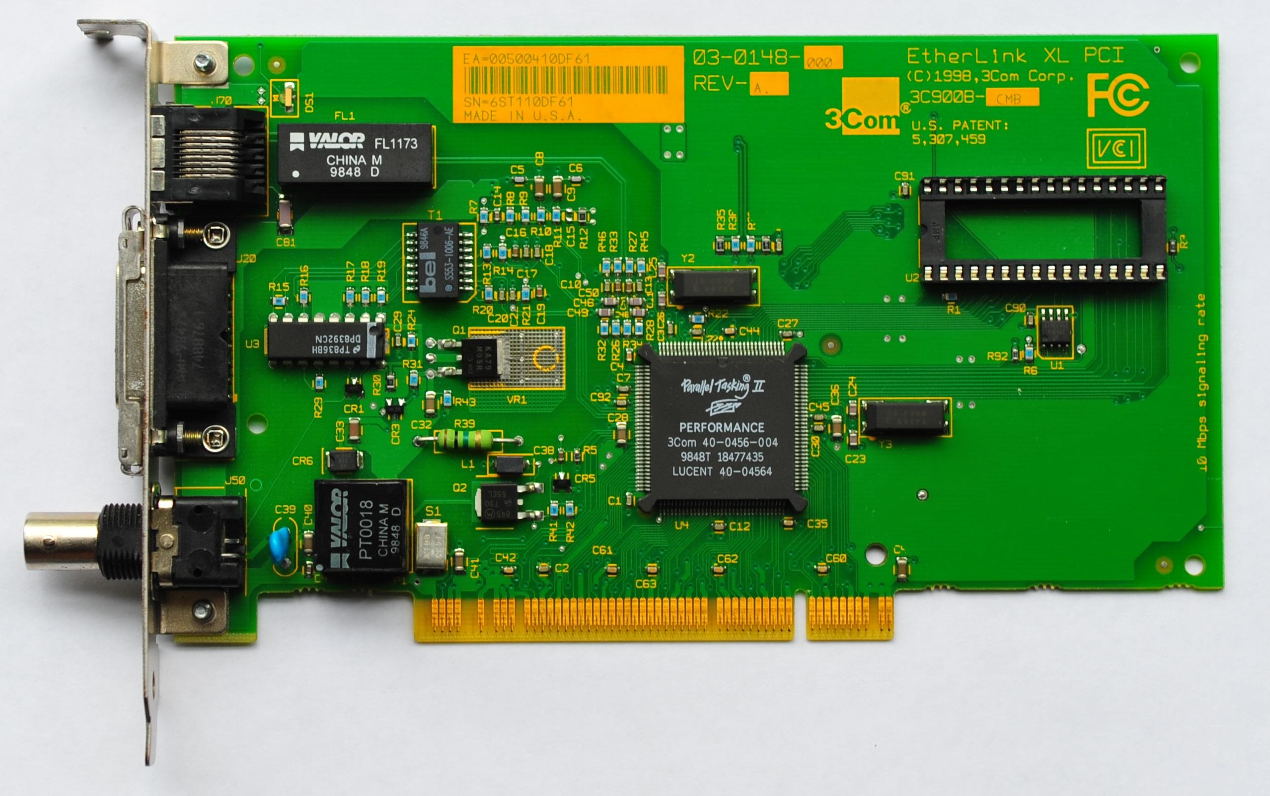 3Com 3c900-COMBO NIC