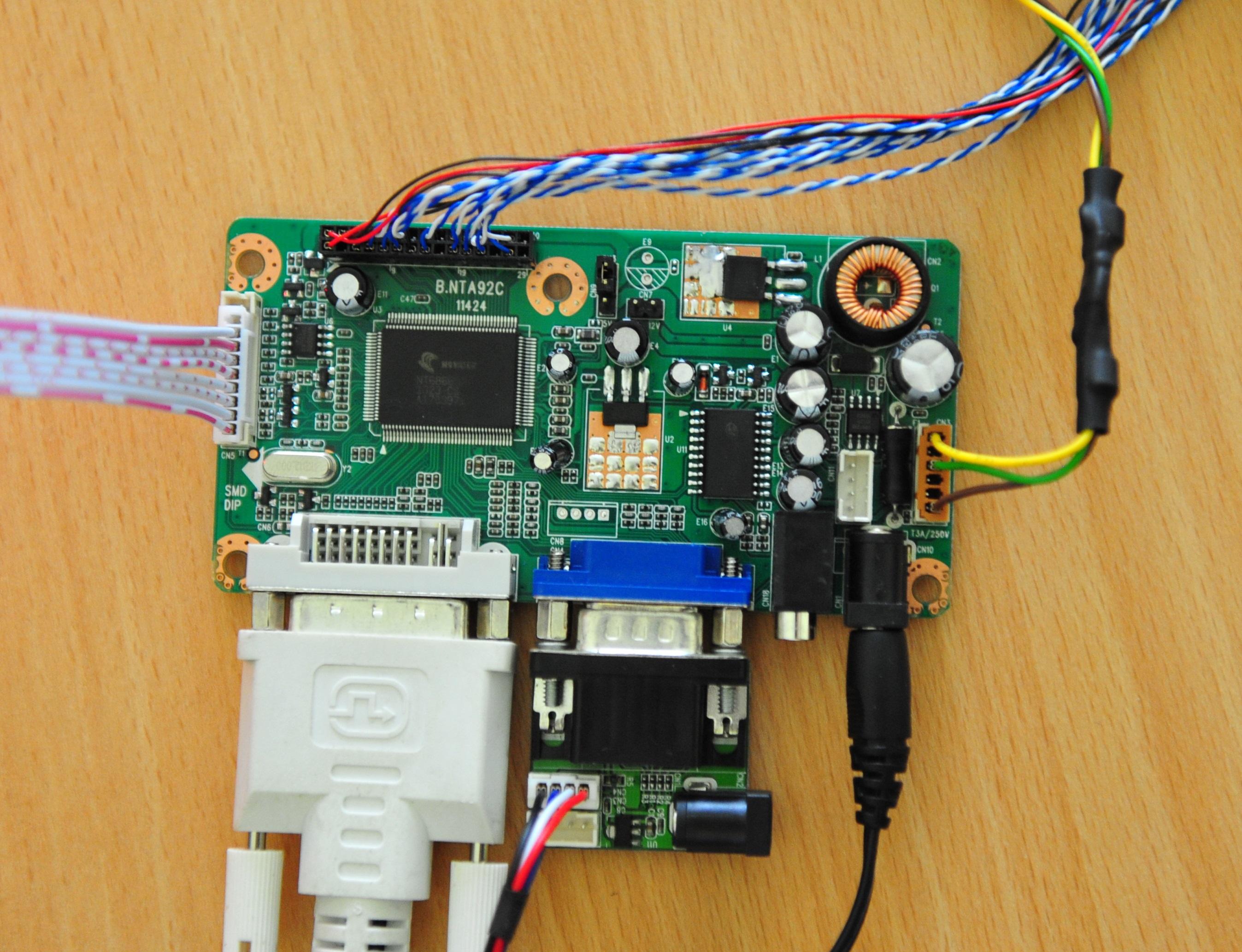 NTA92C LCD Controller