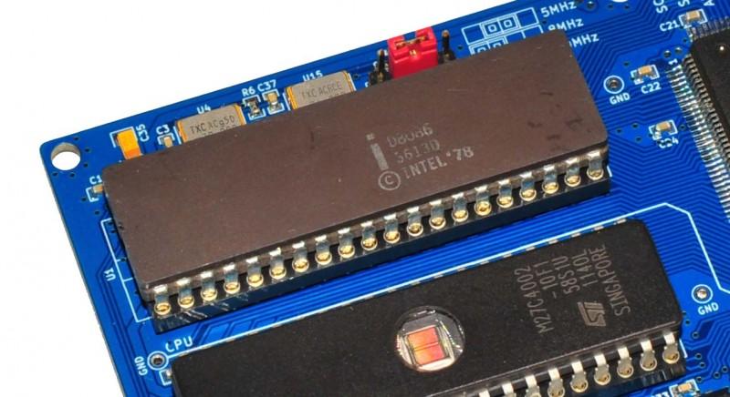 Intel D8086