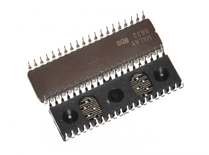 k1810vm86 pin spacing