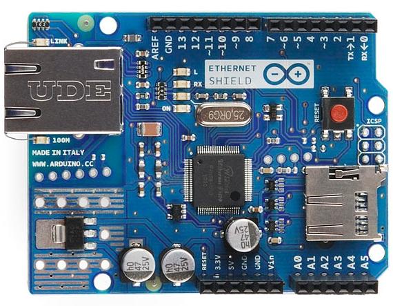 ArduinoEthernetShieldV3