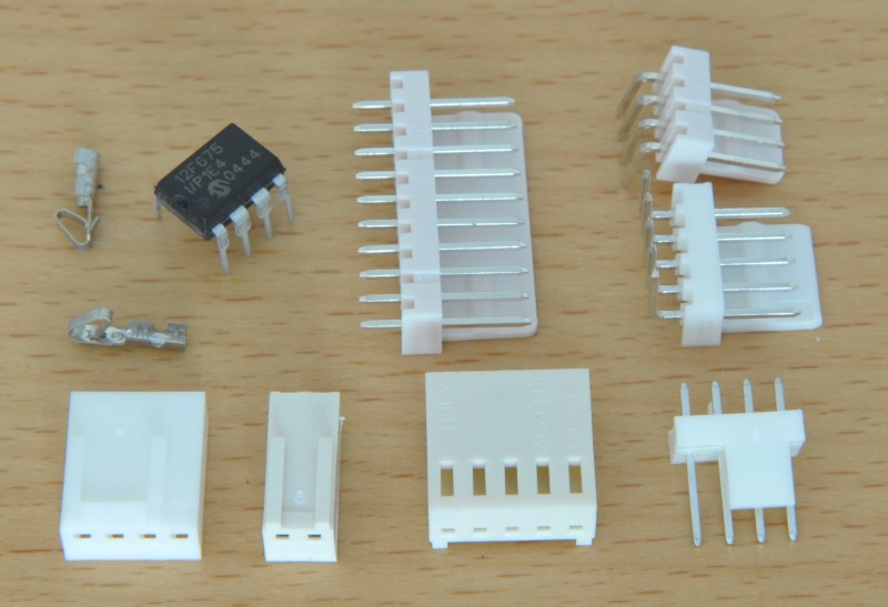 KK 100 compatible connectors