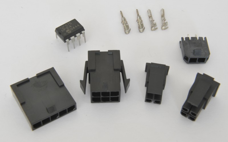 Molex Micro-Fit connectors