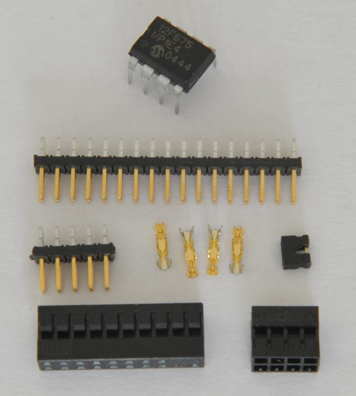 Molex Milligrid connectors