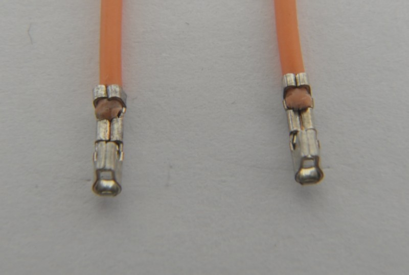 Crimped PH terminals