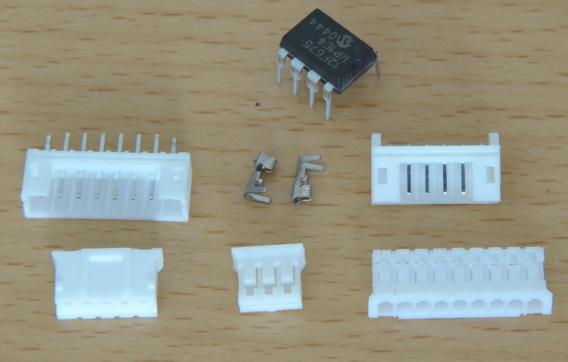 JST PH connectors