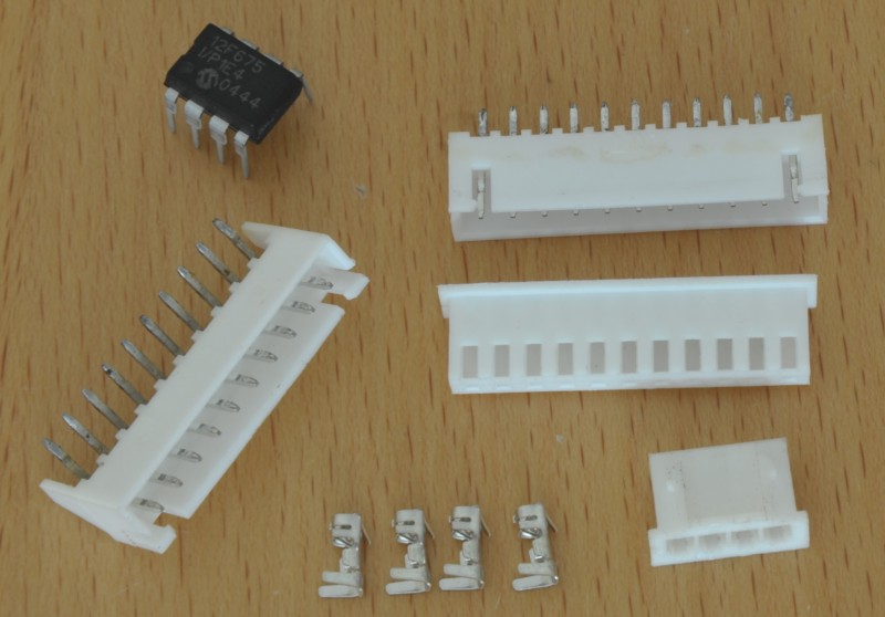 JST XH Connectors