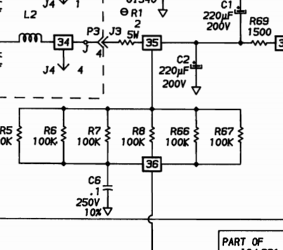 resistorblock