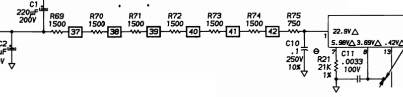 resistorchain
