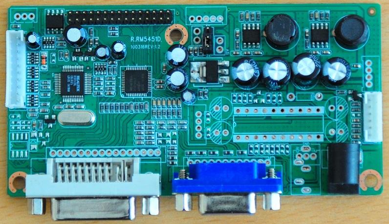 ROVA Tools – Programmer for Realtek RTD2660 / RTD2662