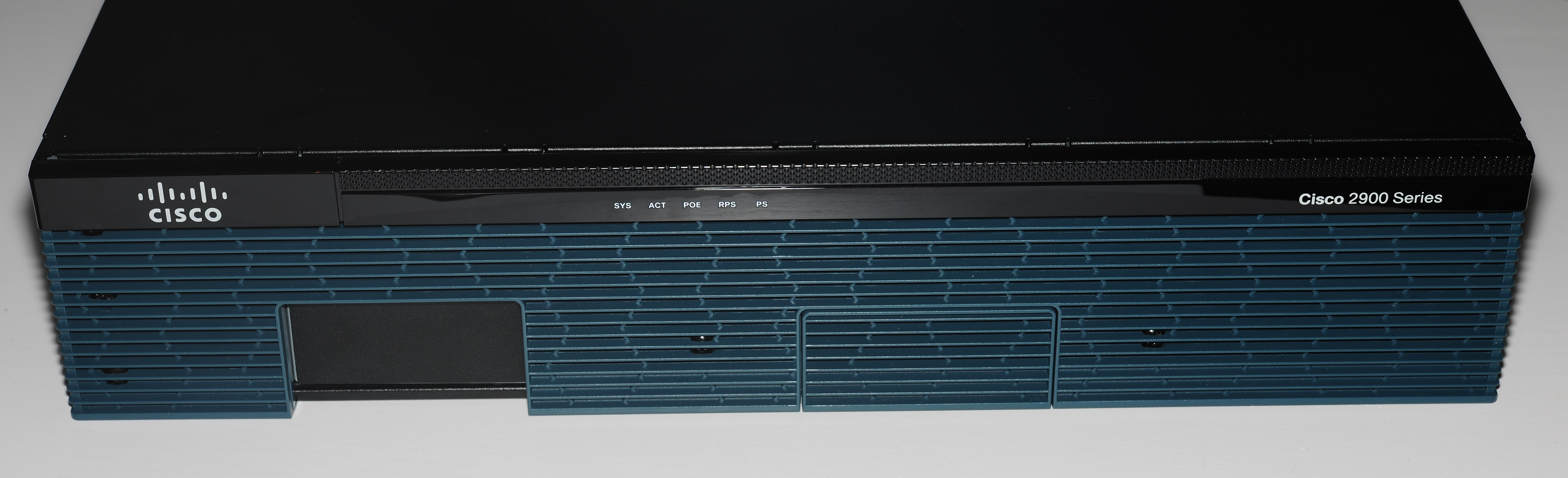 Silencing a Cisco 2911 router for home use | Matt's Tech Pages